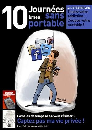 Journée sans portable 2010 dans CONSOMMER AUTREMENT 2010privee1